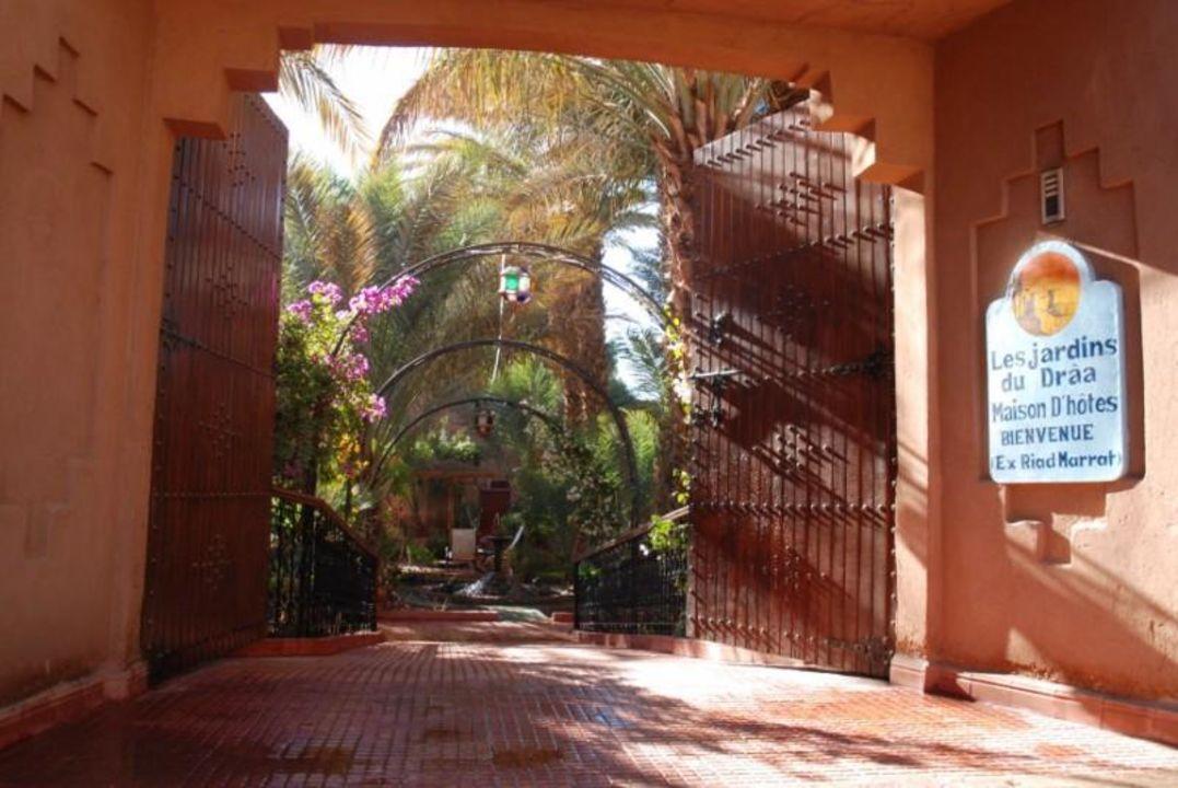 Soyez les bienvenus Hotel Jardins Du Draa