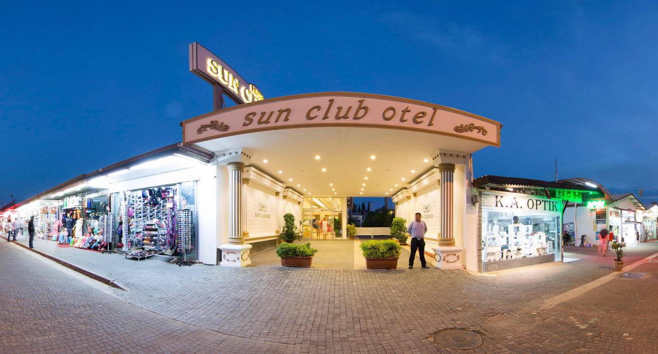 Side Sun Club Hotel