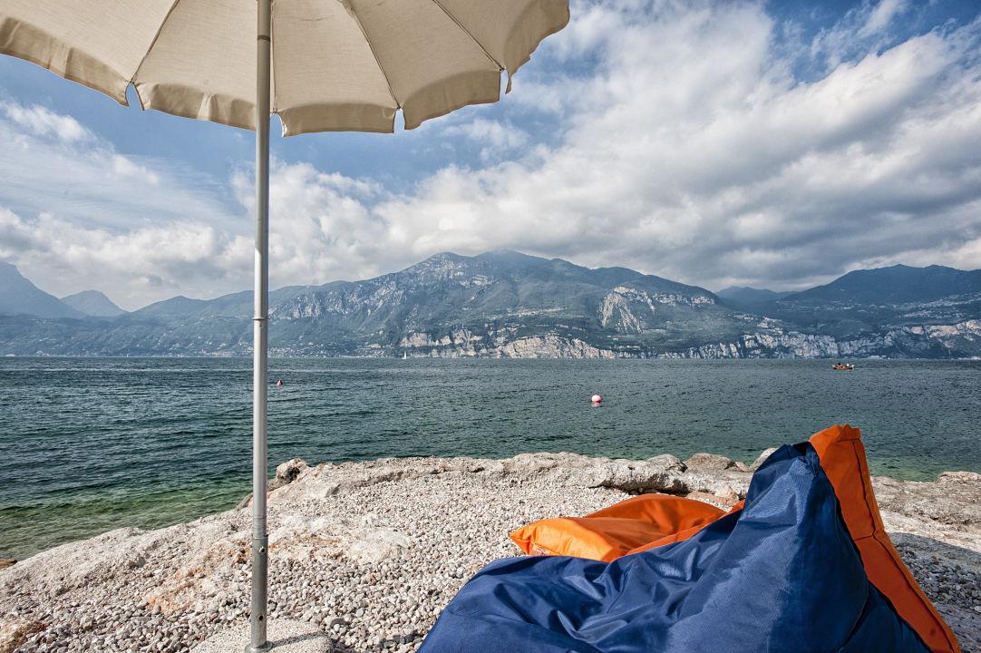 La nostra spiaggia  Hotel La Caletta Bolognese