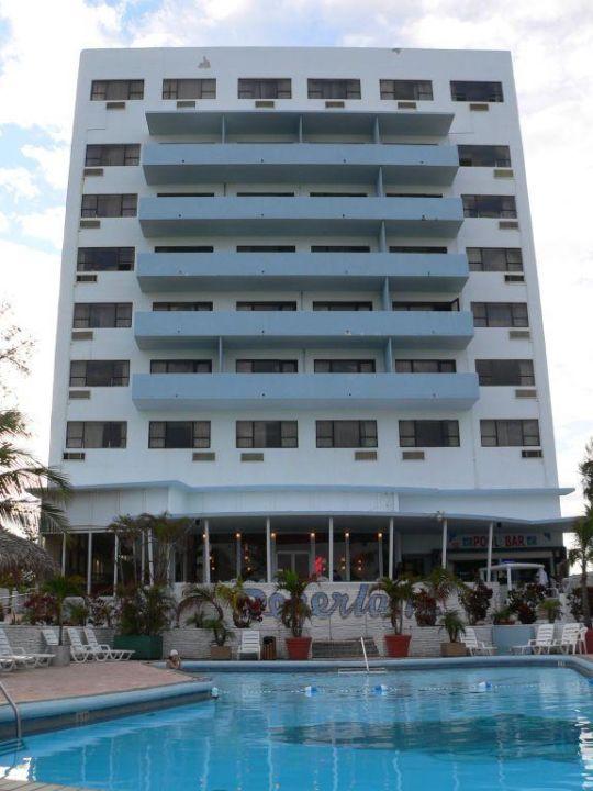 Hotel Und Pool Howard Johnson Plaza Dezerland Beach Spa