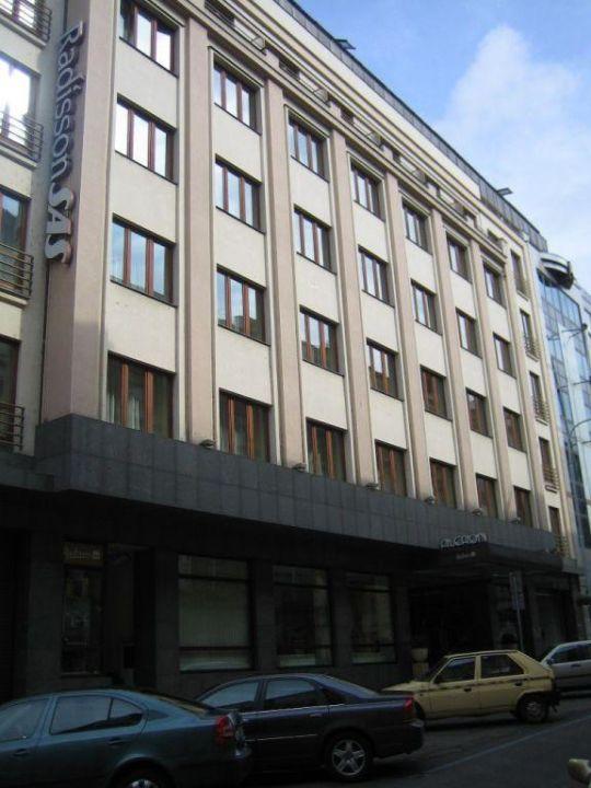 Radisson SAS Alcron, Prag Hotel Radisson Blu Alcron