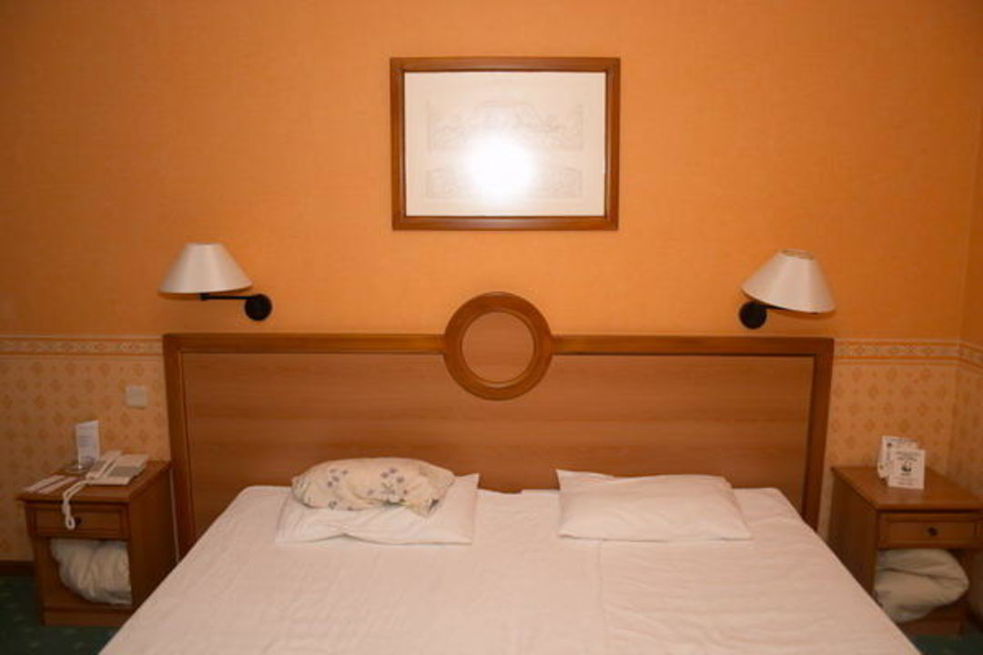 Zimmer Ramada Resort Bodrum