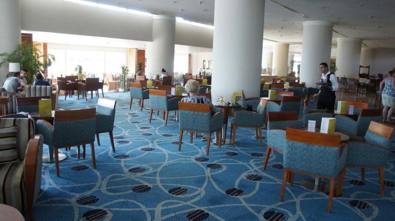 Lobby bar Taba Hotel & Nelson Village