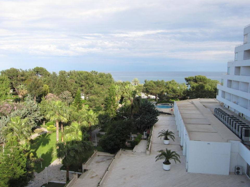 Sicht auf die Berge Hotel Royal Palm Resort