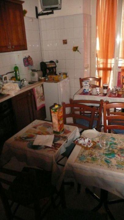 Frühstück B&B Amoroma