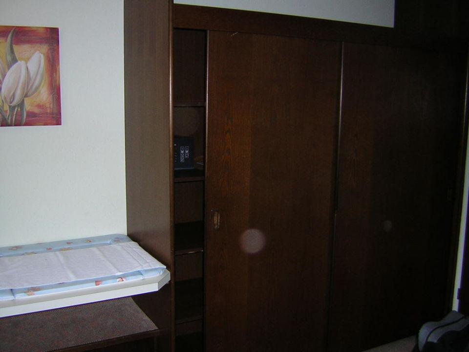 Ansicht Zimmer Hotel St. Georg