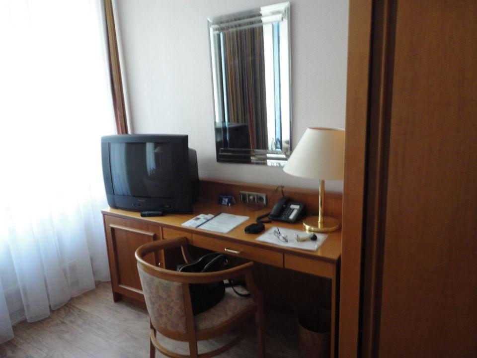 tisch f r laptop etc days hotel liebenwalde preu ischer hof liebenwalde holidaycheck. Black Bedroom Furniture Sets. Home Design Ideas