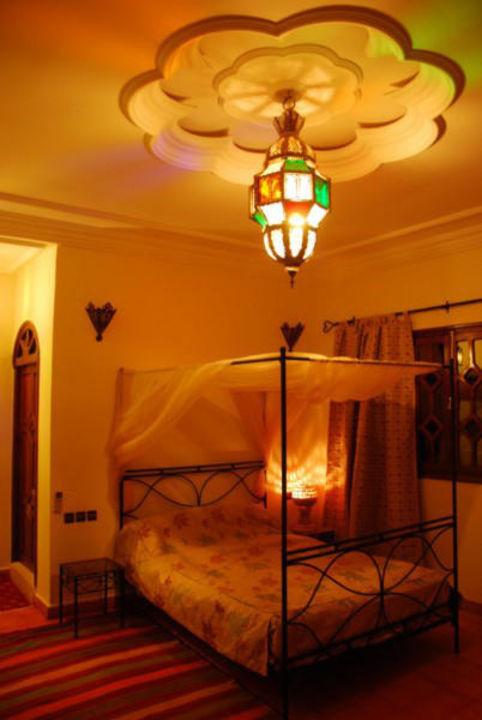 Chambre 1er étage Hotel Jardins Du Draa