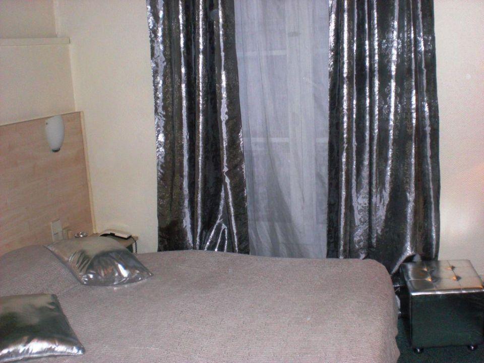 Notre chambre à l'arrivé Hotel Da Vinci
