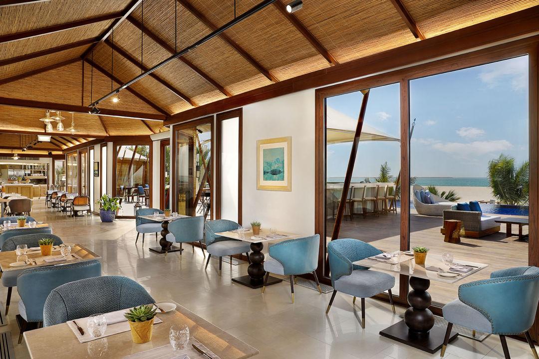 Gastro The Ritz-Carlton Ras Al Khaimah Al Hamra Beach