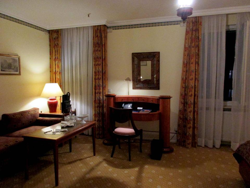 Großes Doppelzimmer Grandhotel Hessischer Hof