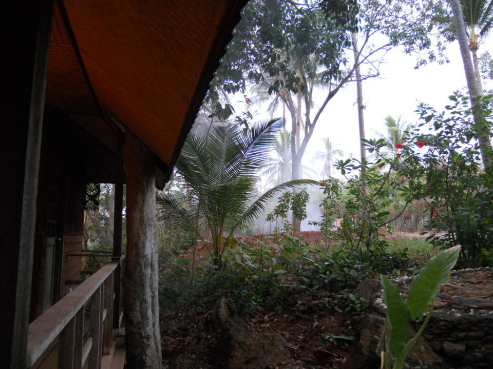 Außenansicht Bungalow Hotel Relax Bay Koh Lanta