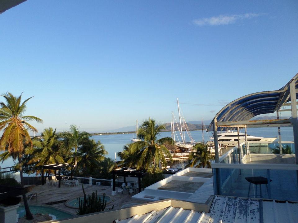 Meer mit eigenem Bootsanleger Hotel Costa Larimar
