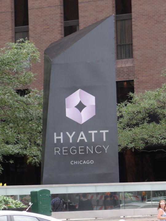Sonstiges Hotel Hyatt Regency Chicago