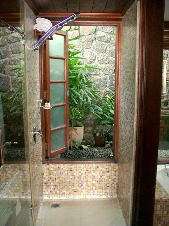 Die Dusche Hotel Vivanta by Taj Kovalam