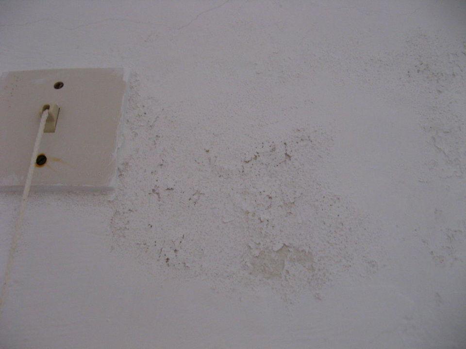 """bild """"feuchtes mauerwerk im bad"""" zu hotel sophia in amoopi, Hause ideen"""