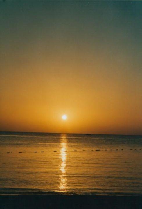Sonnenaufgang Beach Albatros Resort
