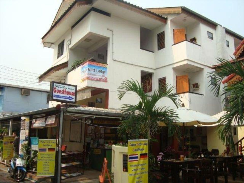 Thapae Gate Lodge- Chiang Mai Thapae Gate Lodge