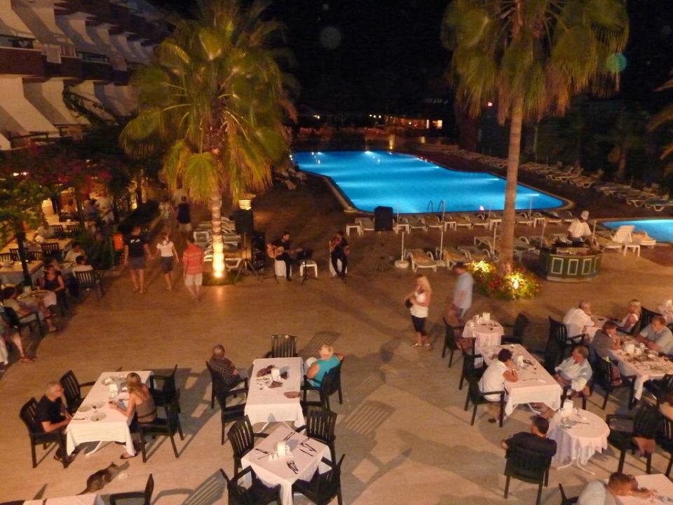 Abendessen Hotel Galeri Resort