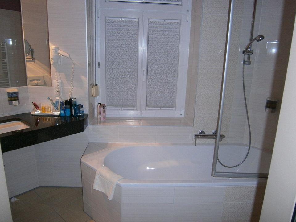 bild sch ne einrichtung zu hotel der wilhelmshof in wien. Black Bedroom Furniture Sets. Home Design Ideas