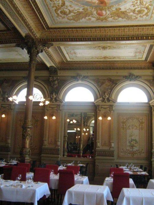 """Restaurant """"Jungfrau Brasserie"""" Victoria-Jungfrau Grand Hotel & Spa"""