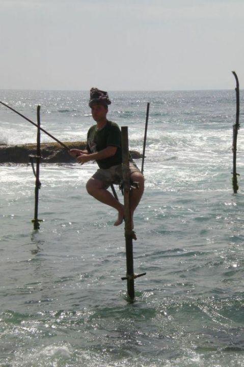 auch Deutsche angeln hier Wunderbar Beach Club Hotel