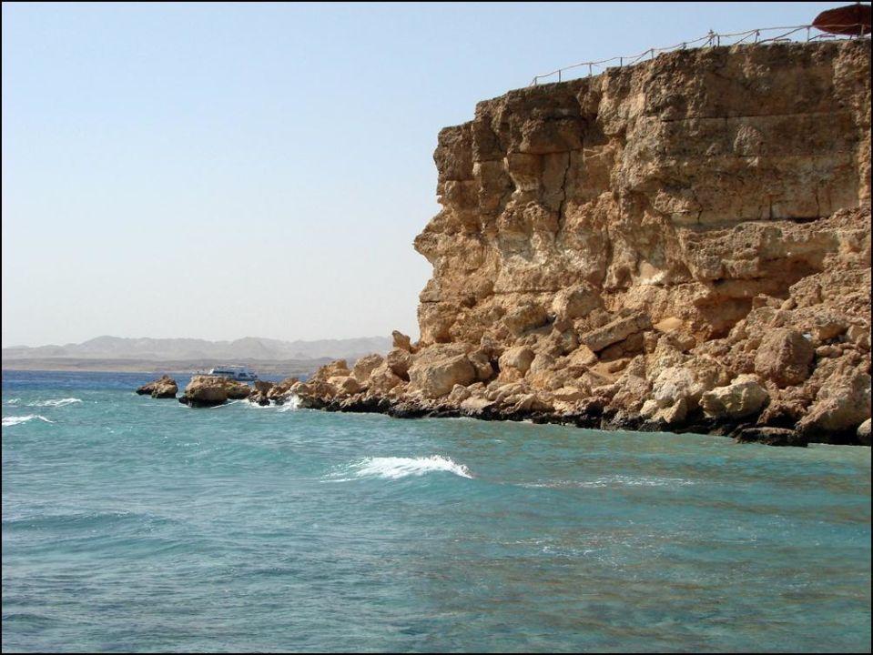Plaża Hotel El Faraana Reef Resort