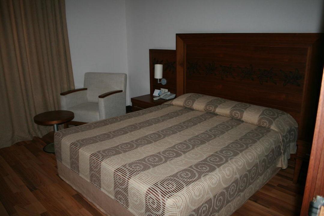 Elternzimmer mit Doppelbett Kirman Leodikya Resort