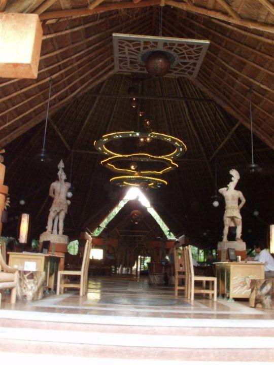 Ausgang Lobby Bel Air Collection Resort & Spa Riviera Maya