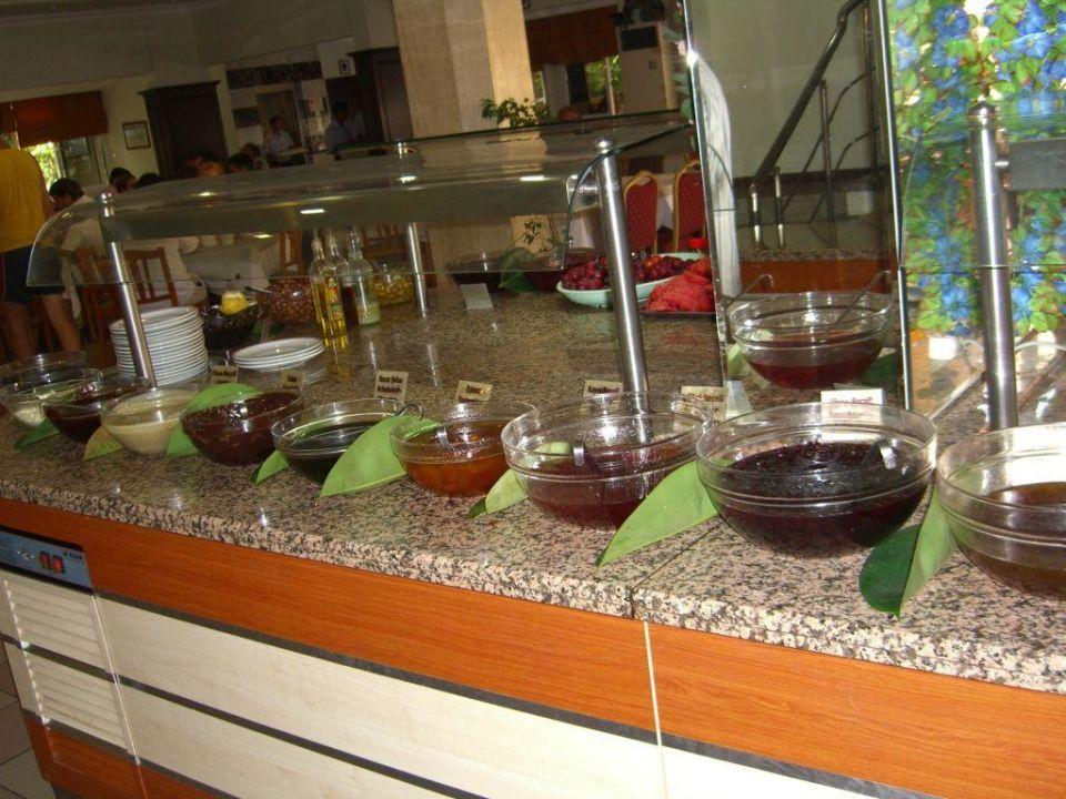 frühstück Hotel Kahya
