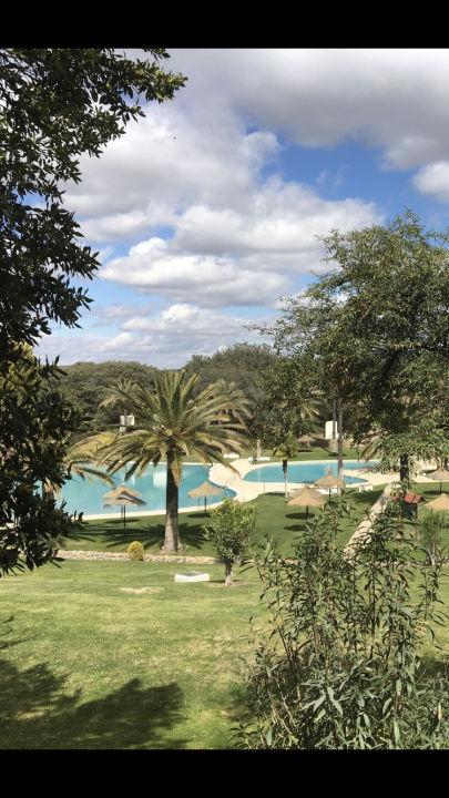 Gartenanlage La Bobadilla, a Royal Hideaway Hotel
