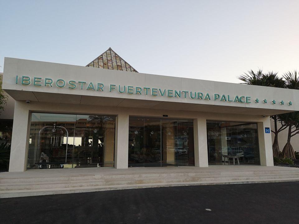 Außenansicht Iberostar Selection Fuerteventura Palace