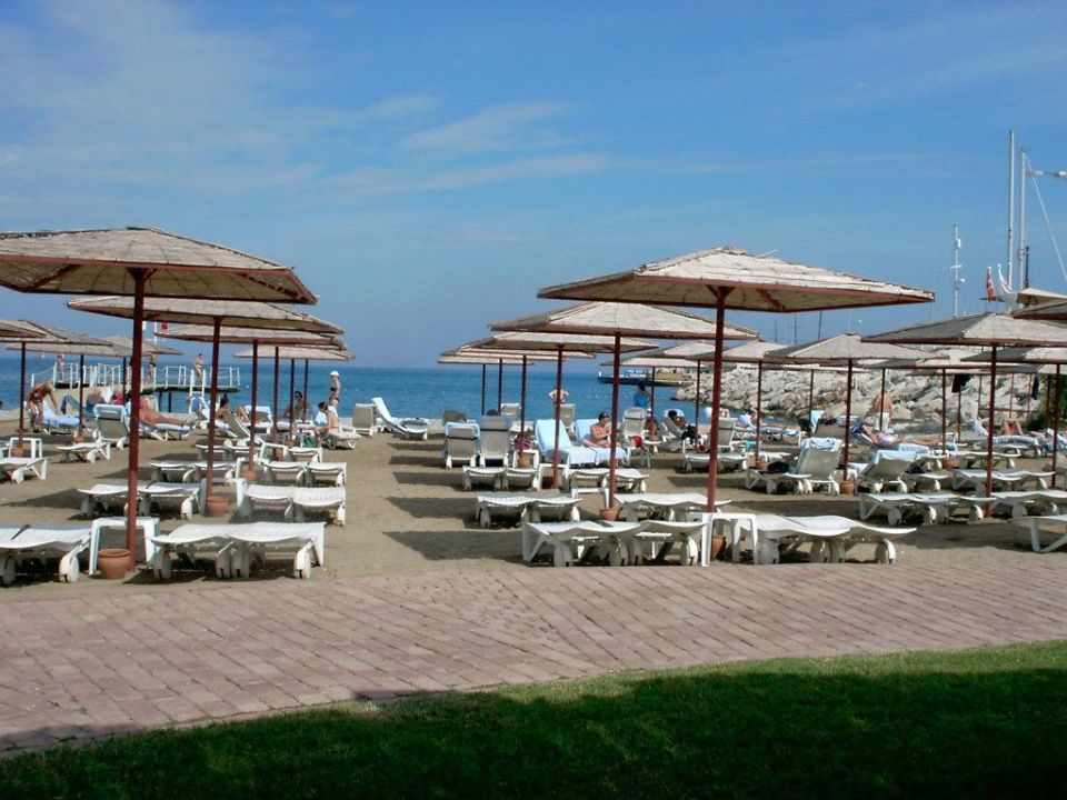 Strand Queen's Park Turkiz Kemer