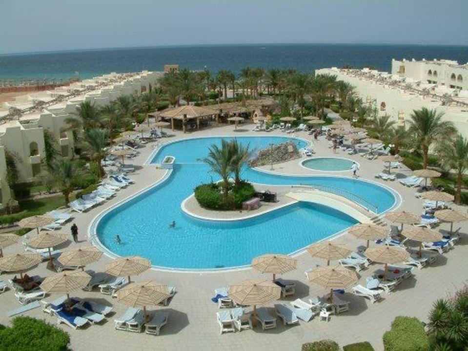 Klasse Hotel in Hurghada Hotel Palm Beach Resort