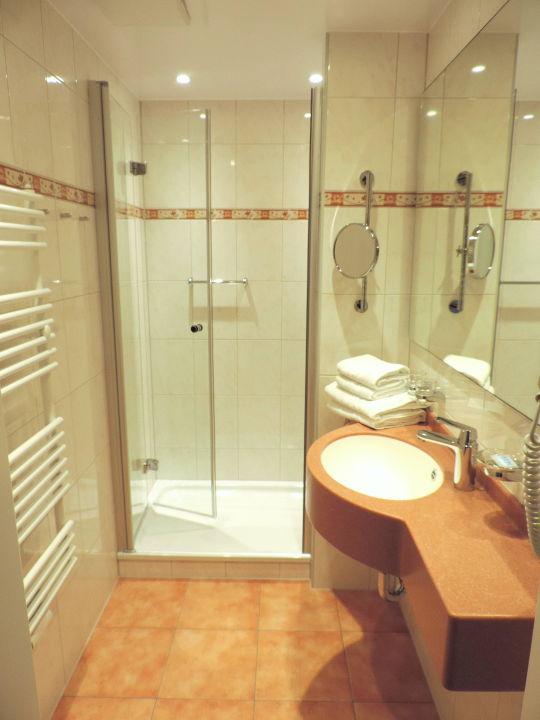 """""""Neues Badezimmer"""" Hotel Haus am Hochwald Goslar"""