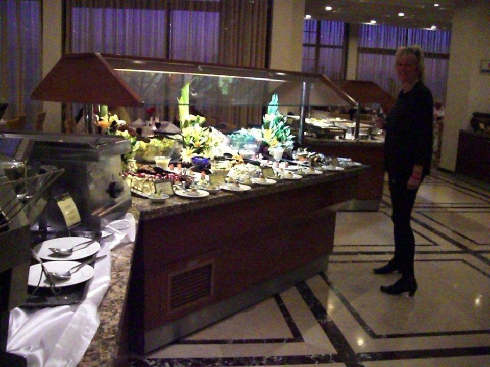 Eins von drei vVrspeisenbuffets Hotel Side Star Elegance