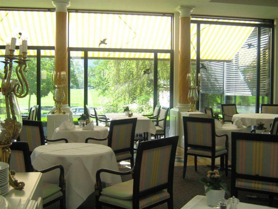 "Restaurant ""La Terrasse"" Victoria-Jungfrau Grand Hotel & Spa"