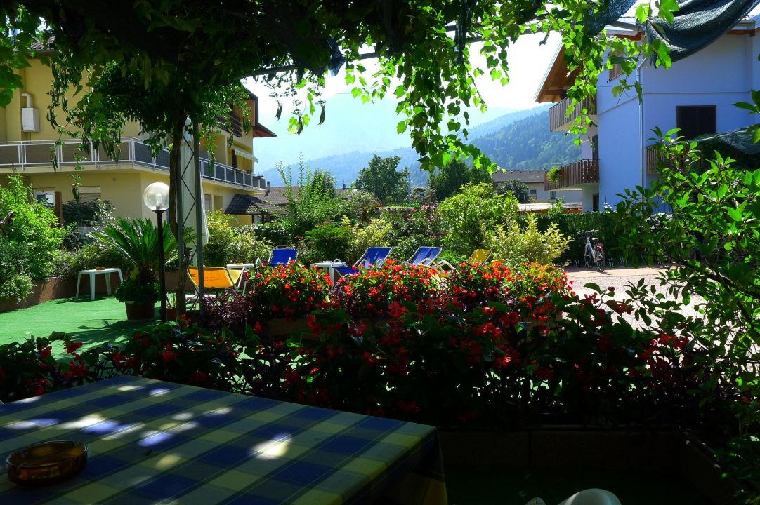 Außenanlage vom Hotel Hotel Micamada