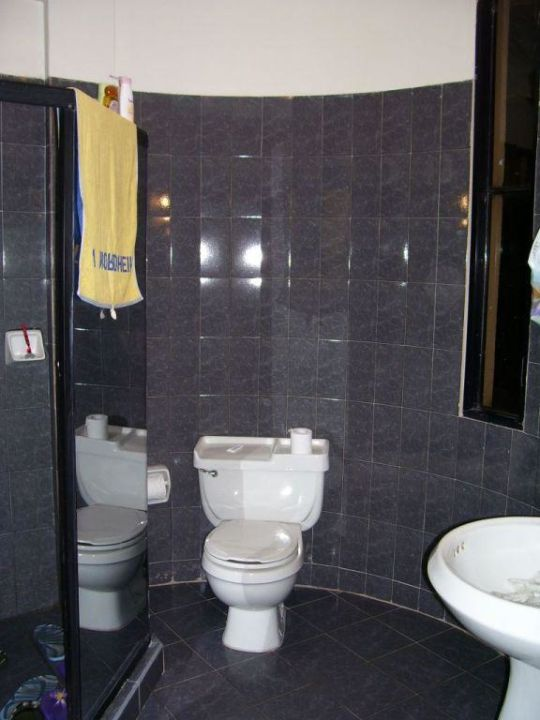 Badezimmer Hotel Golden Paradise