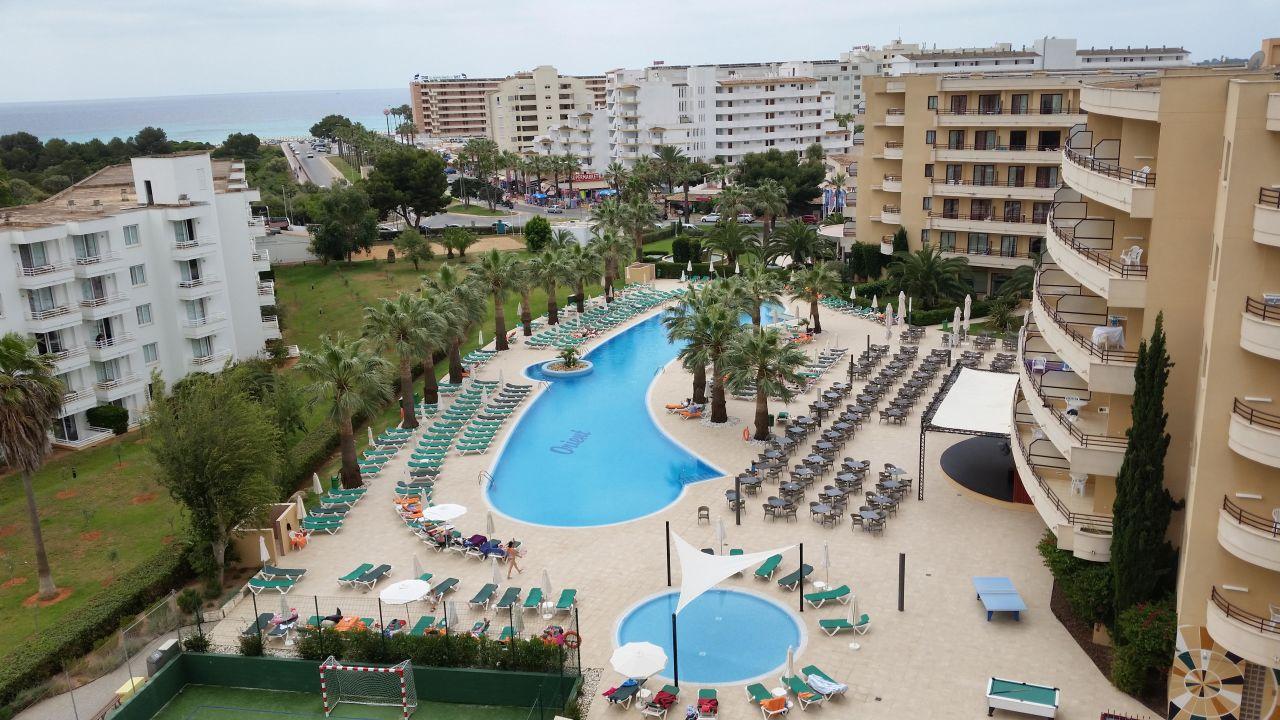 Mallorca Hotel Allsun Orient Beach
