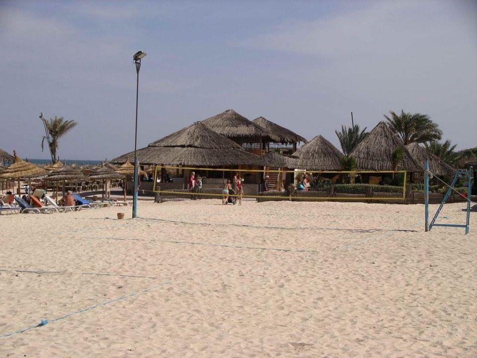 Strandbar Rym Beach Hotel Seabel Rym Beach Djerba