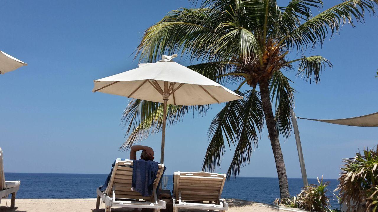 Ruhe am Meer Hotel Tauch Terminal Resort Tulamben