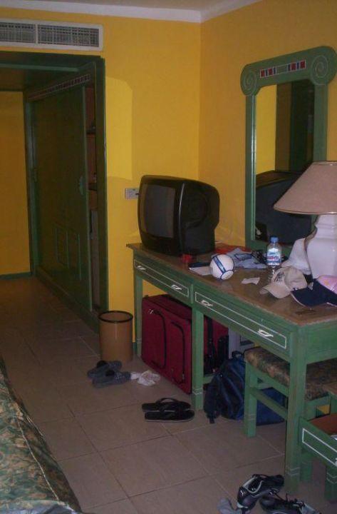 Unser Zimmer(Bungalow) Giftun Azur Resort