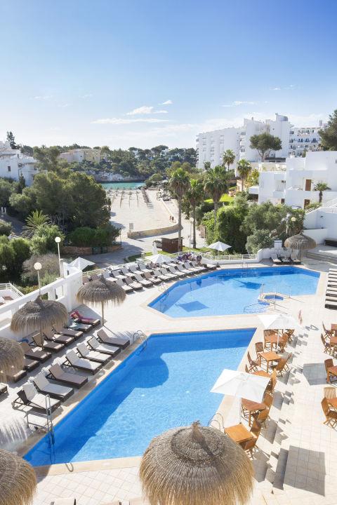 Pool Mar Hotels Ferrera Blanca