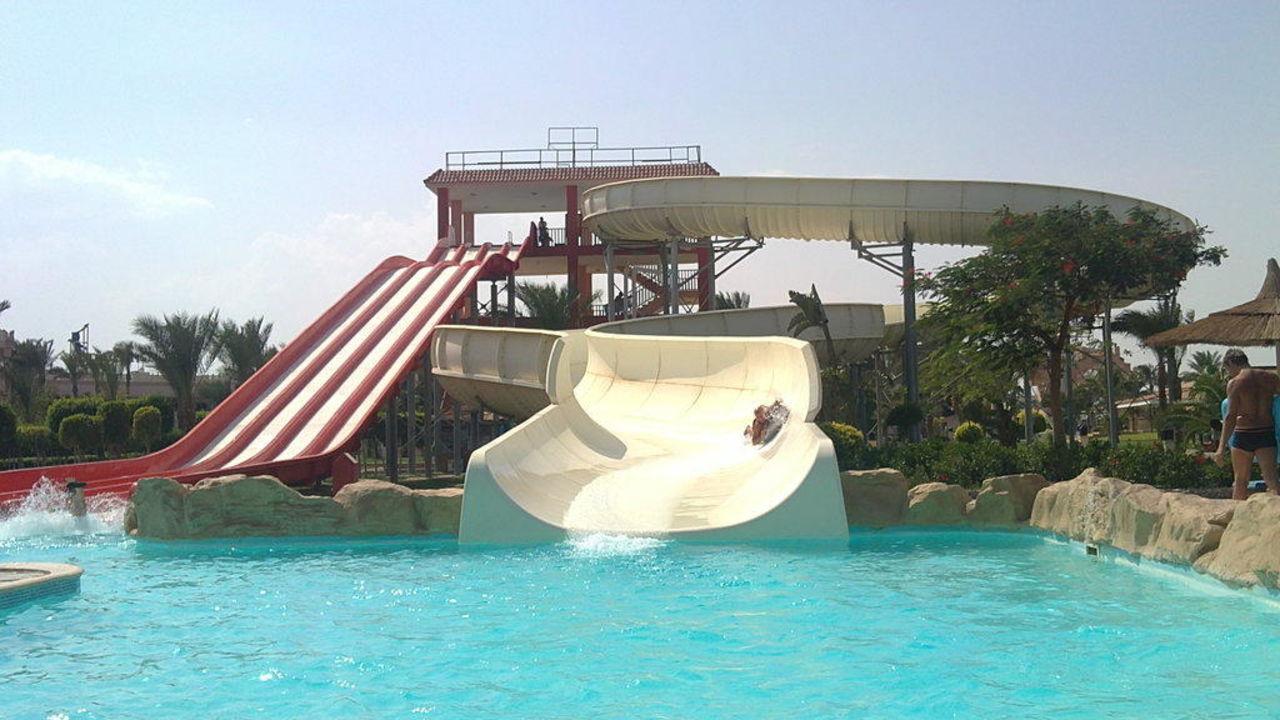 Rutschbahnen Beach Albatros Resort