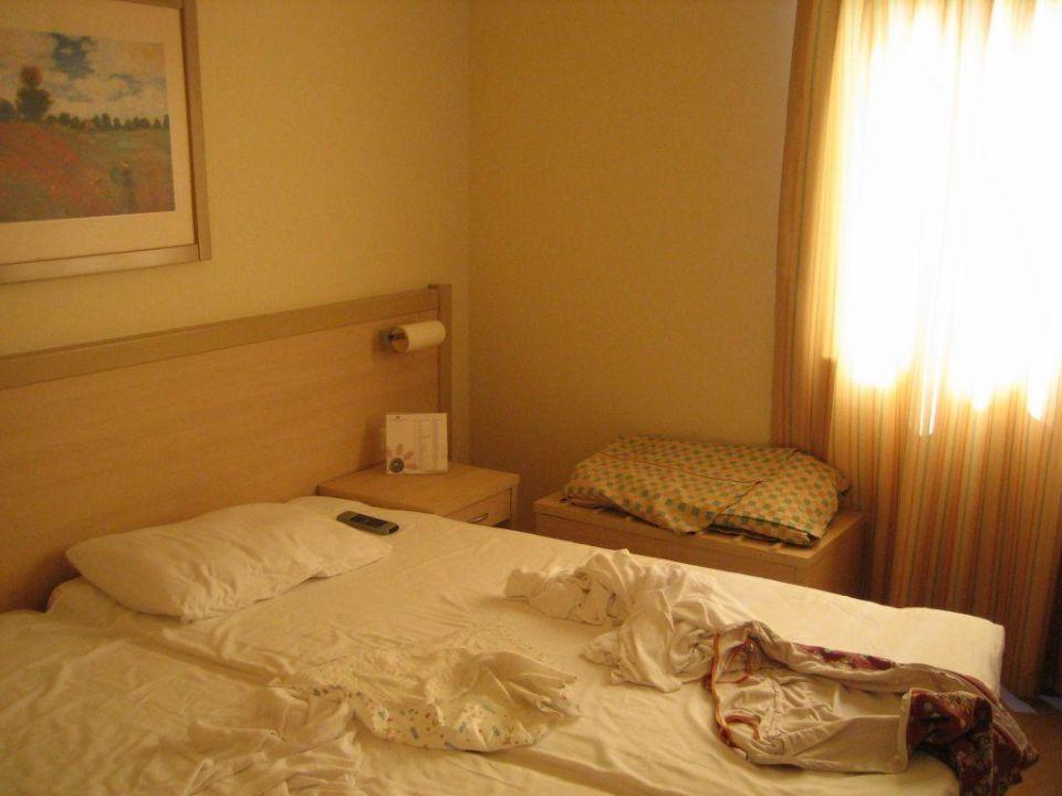 Zimmer klein Hotel Silence Beach Resort