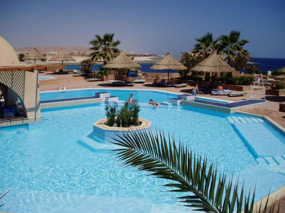 Mövenpick Poolanlage El Quadim Mövenpick Resort El Quseir