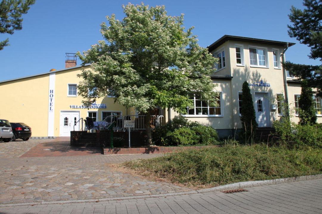 Schönes Bad Villa Strandkorb Hotel Garni