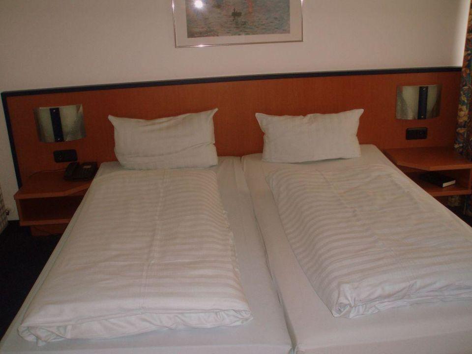 Betten Hotel Wetterstein