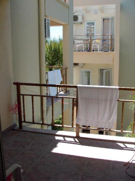 Balkon Hotel Club Verano
